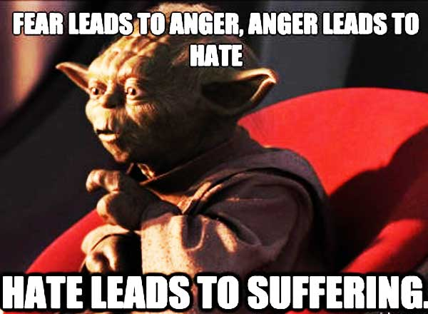(Un)Righteous Anger? – Yoda, Jonah, Nahum, and Us